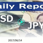 FX:為替 USD/JPY Dailyレポート 2017/06/14